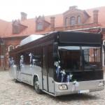 Partybusas vestuvese
